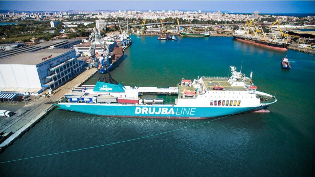Druzhba line